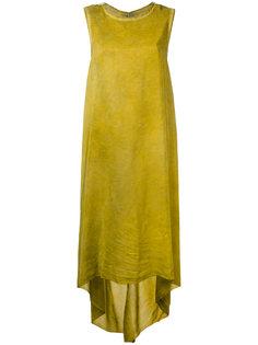 длинное платье Isaac Sellam Experience