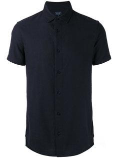 классическая рубашка с короткими рукавами Armani Jeans