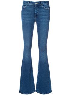 расклешенные джинсы Mih Jeans