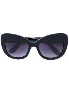 солнцезащитные очки в оправе кошачий глаз Dolce & Gabbana
