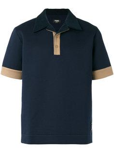 рубашка поло с короткими рукавами Fendi