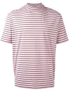 полосатая футболка Lanvin