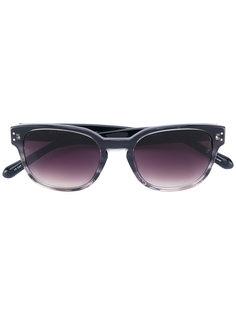 square sunglasses Linda Farrow