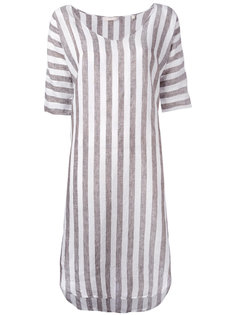 полосатое платье  Xacus