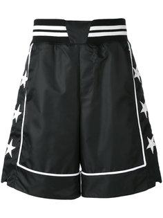 спортивные шорты с контрастной отделкой Philipp Plein