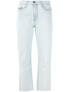 укороченные расклешенные джинсы Calvin Klein Jeans