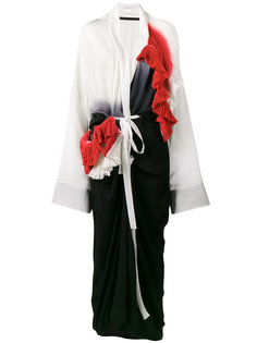 платье в стиле кимоно Haider Ackermann