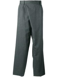 свободные асимметричные брюки Kolor