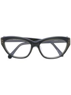 Luxe glasses Linda Farrow Gallery