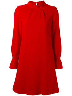 pleat collar tunic dress Goat