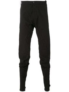 брюки узкого кроя Masnada