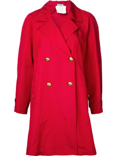 пальто с длинными рукавами Chanel Vintage