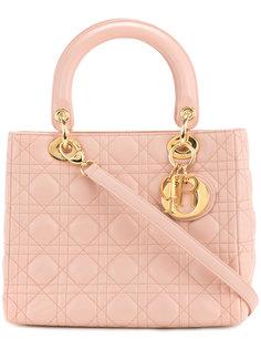 сумка Lady Dior Cannage 2way Christian Dior Vintage