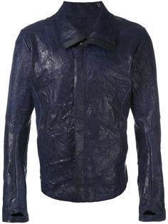 байкерская куртка Isaac Sellam Experience
