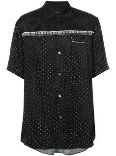 polka dot print shirt Undercover
