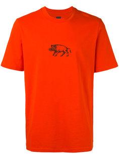 футболка с принтом Hog Oamc