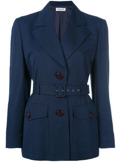 однобортный пиджак  Guy Laroche Vintage