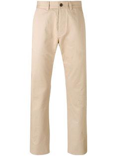 классические брюки-чинос Maison Kitsuné
