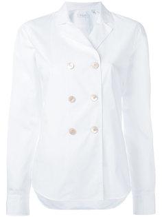 двубортное укороченное пальто  Boglioli