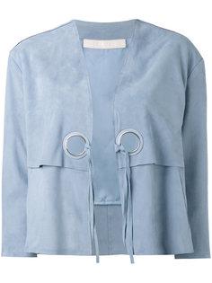 lace-up jacket  Drome
