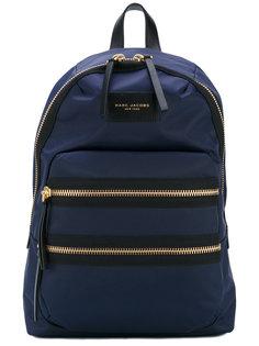 рюкзак с передними карманами на молнии Marc Jacobs