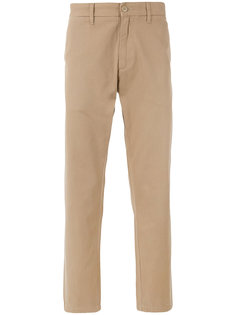 брюки прямого кроя Carhartt
