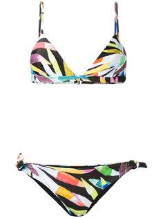 print tie-side bikini  Mara Hoffman