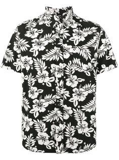 рубашка с цветочным принтом Uniform Experiment