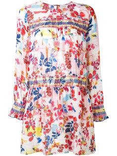 floral dress Tanya Taylor