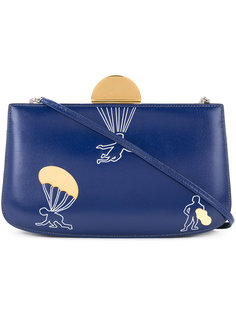 сумка-пошет через плечо Sac A Malice Hermès Vintage
