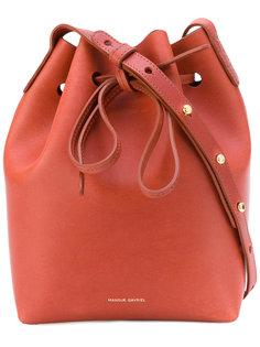 сумка на шнурке Mansur Gavriel