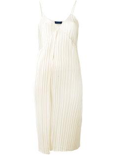 плиссированное  платье Sharon Wauchob