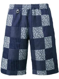 шорты Patchwork Easy Sophnet.