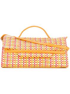 плетеная сумка-тоут Zanellato