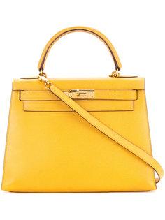двусторонняя сумка Kelly 28 Hermès Vintage