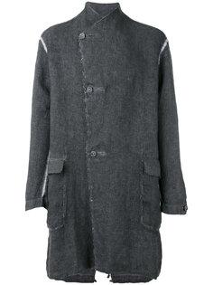 двубортное пальто Transit