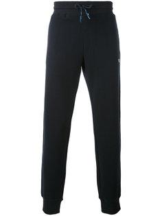 спортивные штаны на завязках Armani Jeans