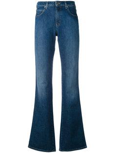 расклешенные джинсы Armani Jeans
