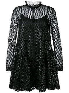 mesh layer dress Jourden