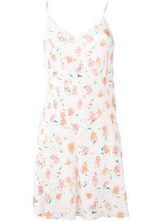 платье с цветочным рисунком Lemaire