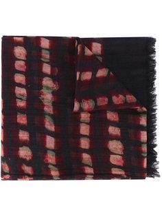шарф с бахромой Bellerose