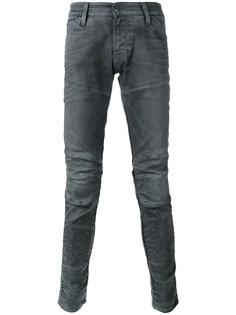 байкерские джинсы G-Star