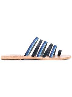 сандалии с ремешками Ancient Greek Sandals