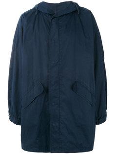oversized parka jacket Romeo Gigli Vintage