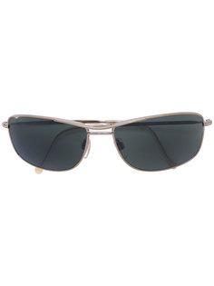rectangular framed sunglasses Giorgio Armani Vintage