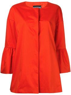 пиджак с расклешенными манжетами Boutique Moschino