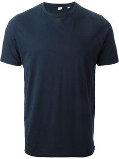футболка с круглым вырезом под горло  Aspesi