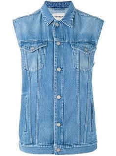 джинсовый жилет Carhartt