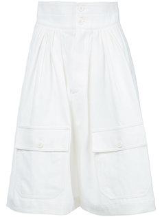 широкие шорты Chloé
