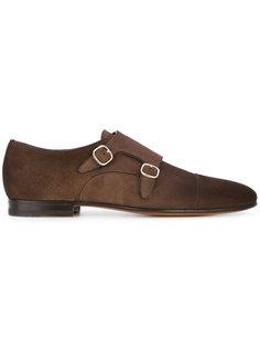 повседневные ботинки-монки Santoni